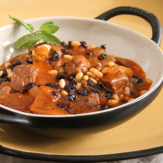 Sweet and Sour Lamb Stew