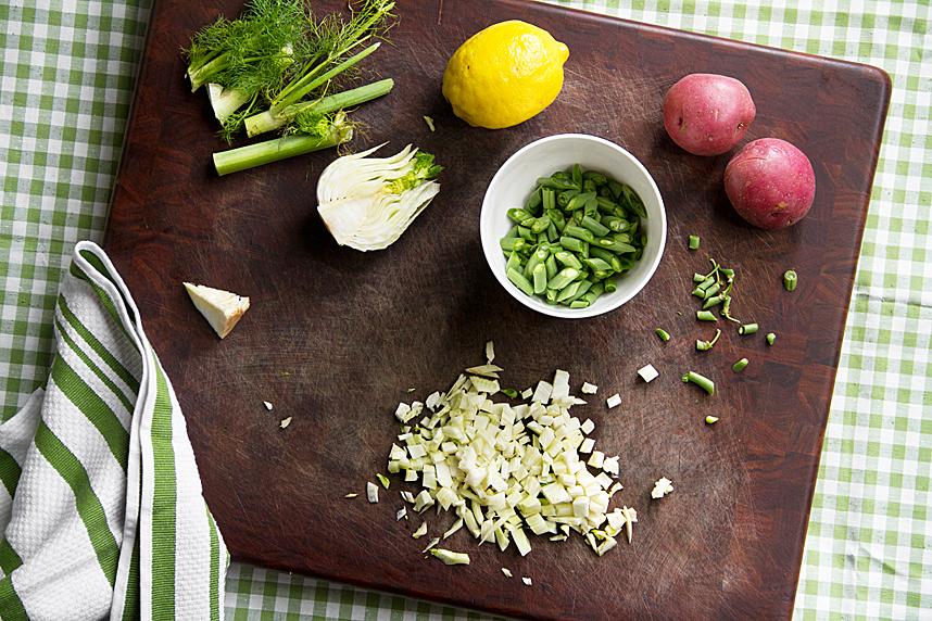 Cod Stew Ingredients