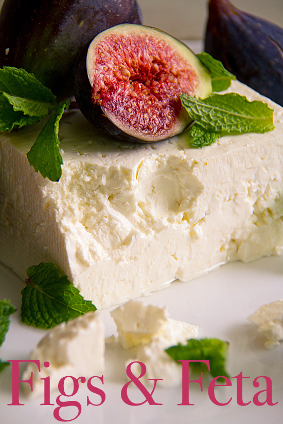 Figs and Feta are Simply Perfect