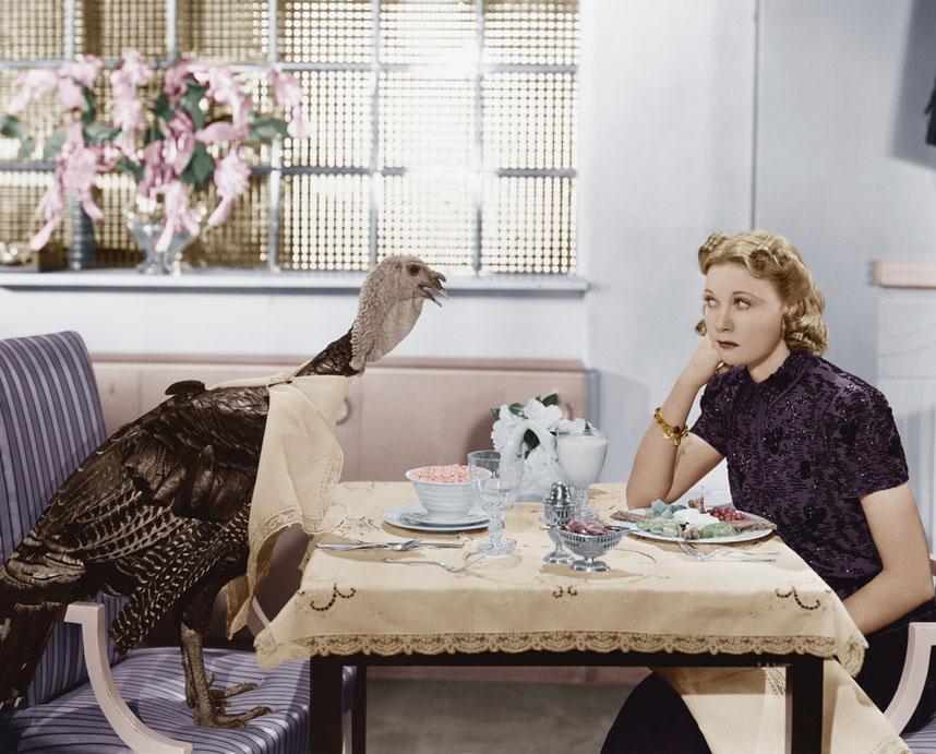 Vintage Thanksgiving Shutterstock