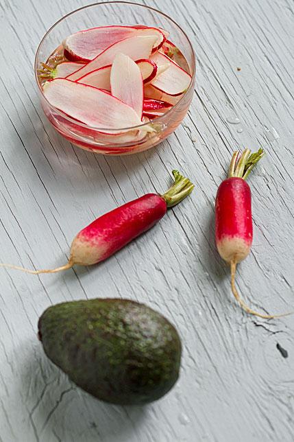 Avocado Radish