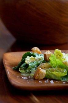 Old School Caesar Salad