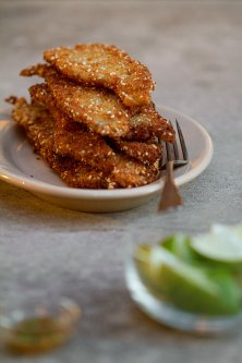 Crunchy Pan-Fried Fish with Nuoc Cham