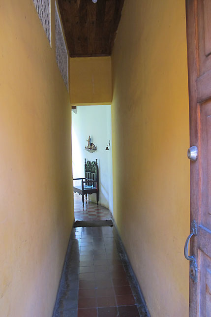 Granada Nicaragua Hallway