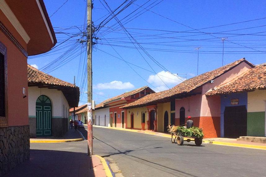 Granada Street Horse