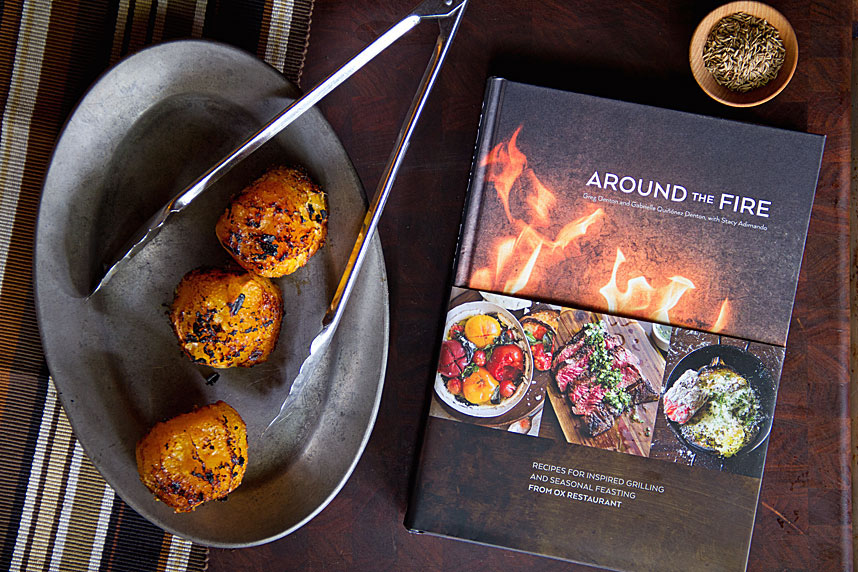 Around The Fire Cookbook