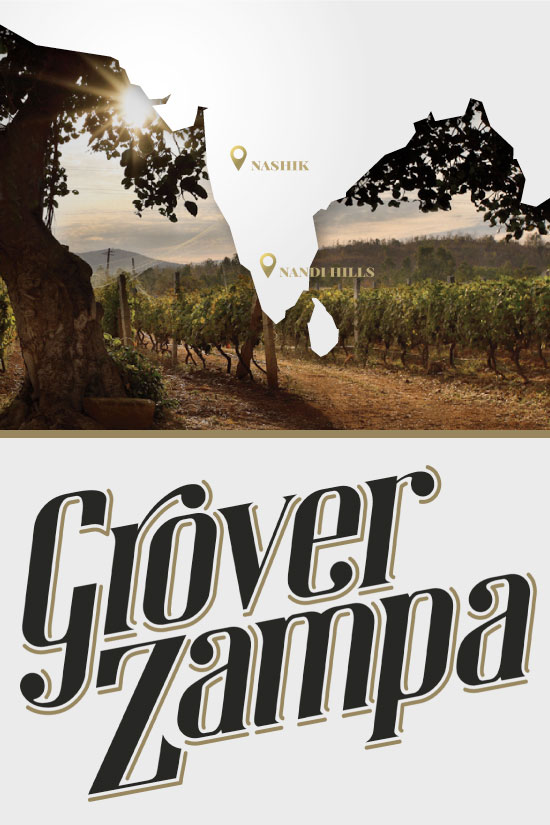 Grover Zampa: Wine from India