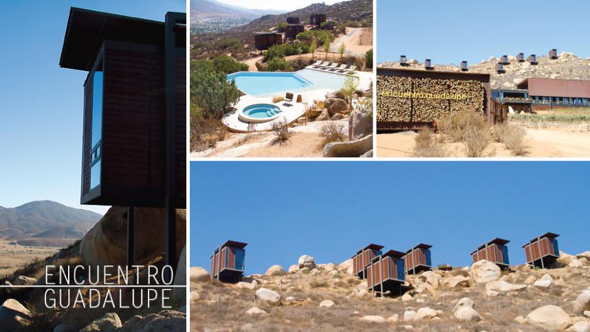 Encuentro, Valle de Guadalupe Road Trip