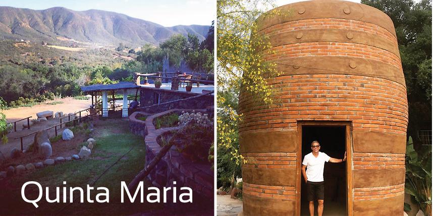 Quinta Maria, Valle de Guadalupe Road Trip