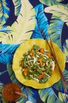 Napa Cabbage and Apricots with Lemongrass-Lime Dressing