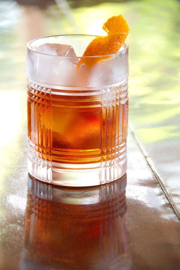 Five-Spice and Butternut Squash Bourbon