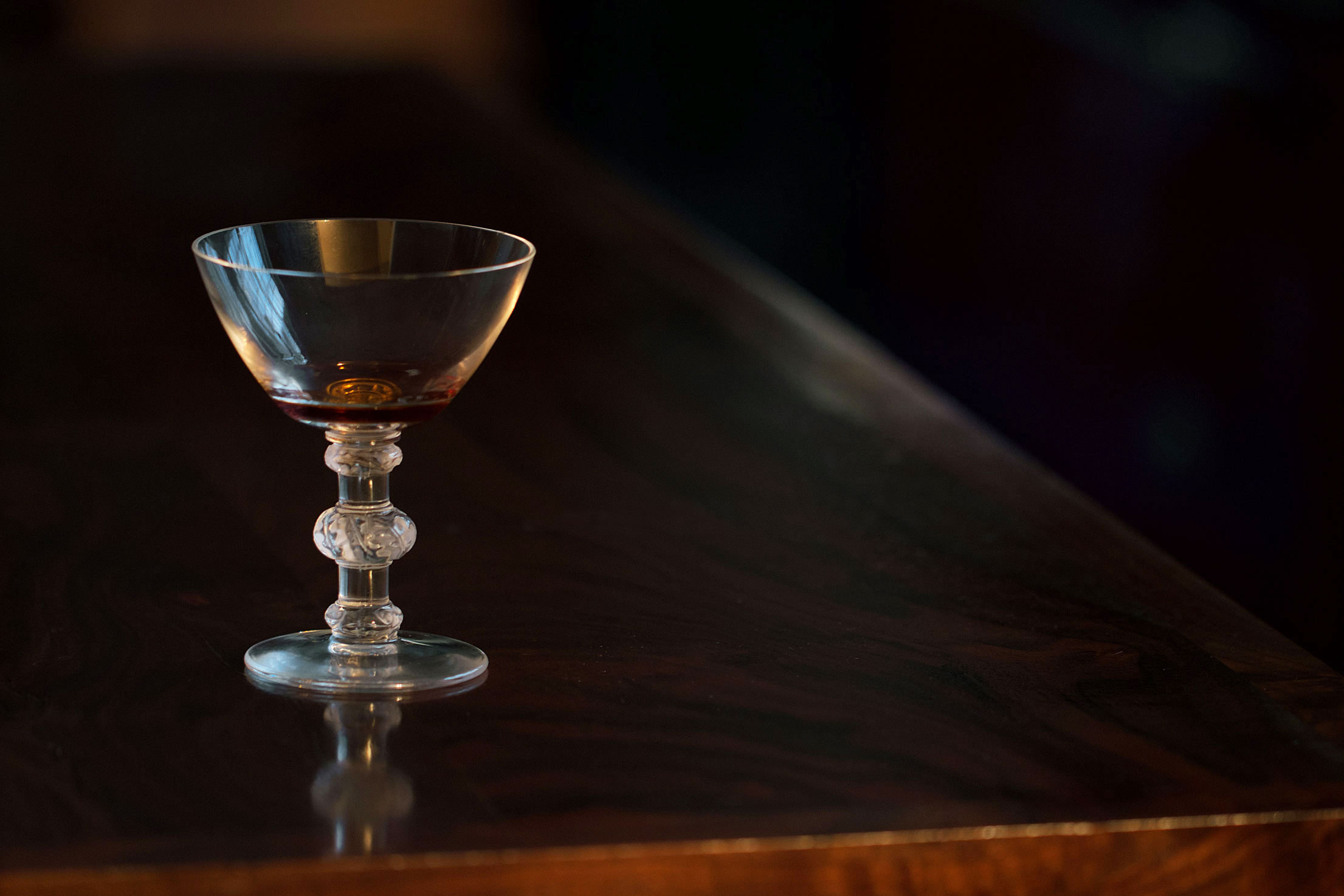 The Fourth Regiment Cocktail