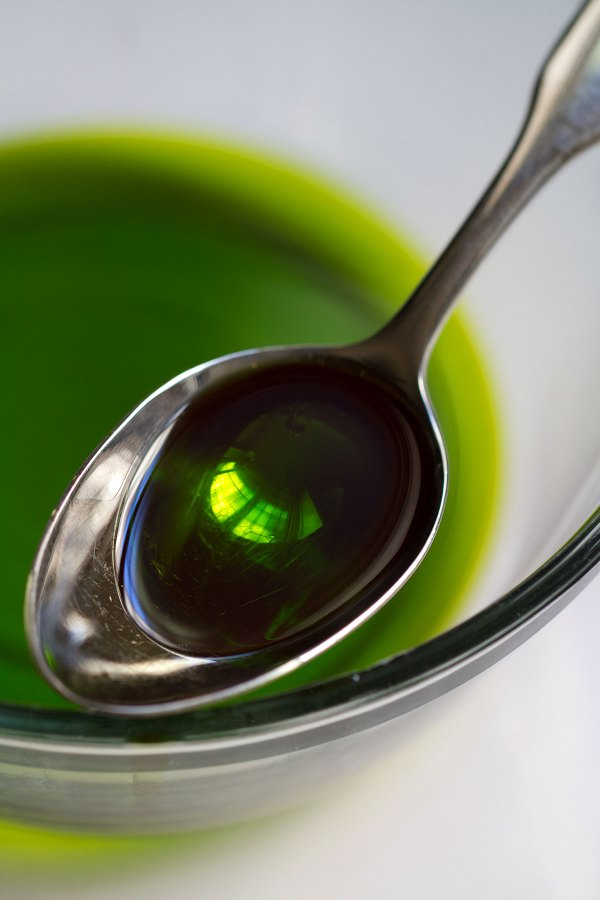 Chive Oil