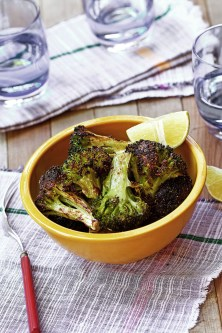 Grilled Broccoli with Cumin