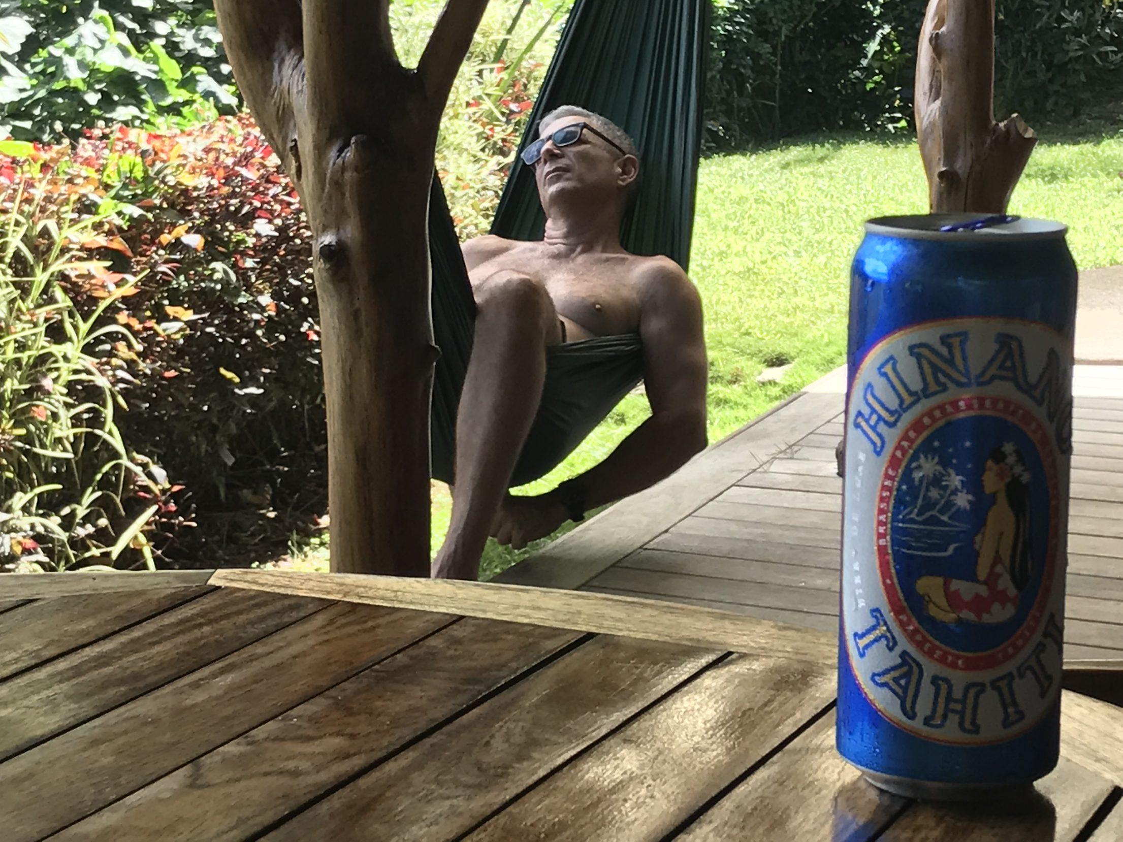 Ken hammock Tahiti