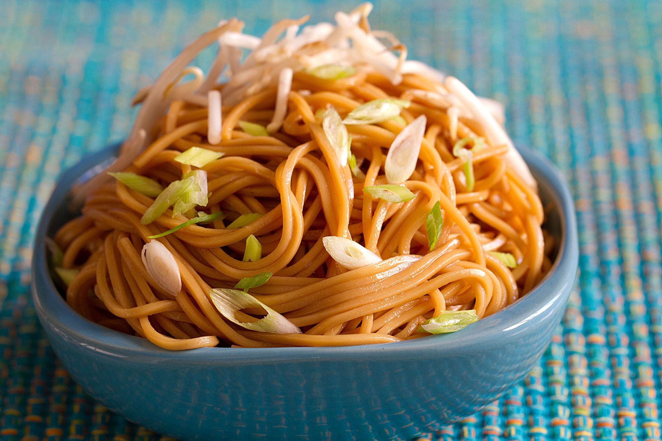 Cold Sichuan Summer Noodles
