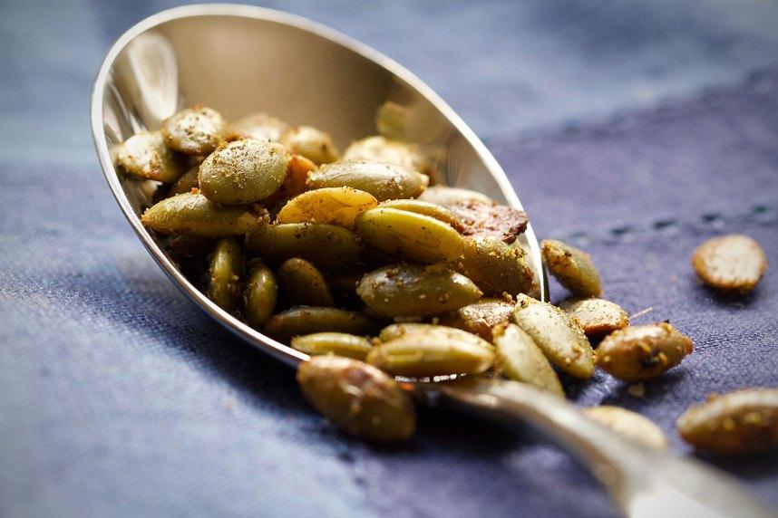 Cumin-Spiced Pepitas