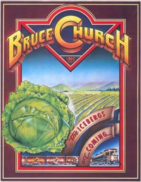 bruce church lettuce ad