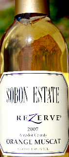 sobon estate muscat