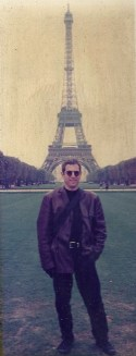 Ken Eskenazi in Paris