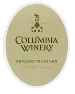 columbia winery label