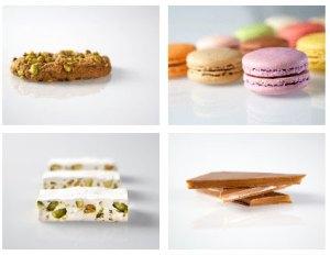 Sweets from Pistacio Vera