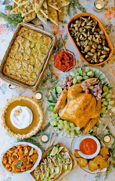 thanksgiving overhead