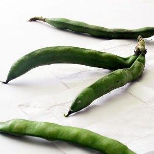 Favas Beans in Pod