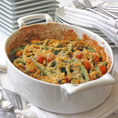 green bean casserole healthy