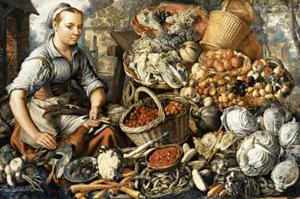 Dutch master painting