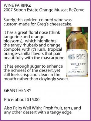 Click for More on Sobon Estate Orange Muscat
