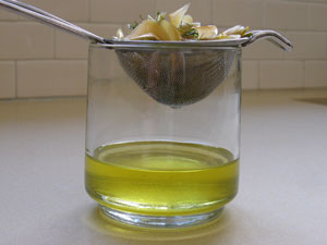 asian spiced infused oil