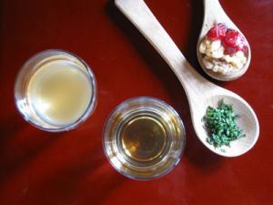 sesame tarragon dressing ingredients