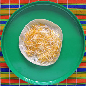 quesadilla making 2