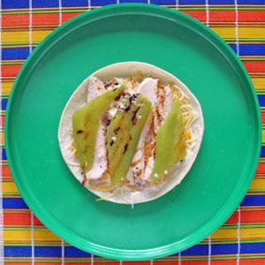 quesadilla making 4