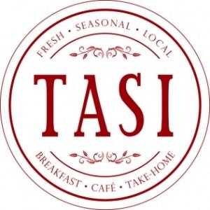 Tasi Cafe Logo