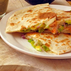 squash blossom quesadill orange scented
