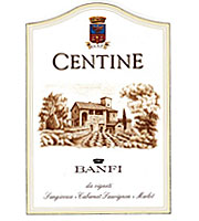 centine lable