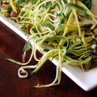 zucchini linguini