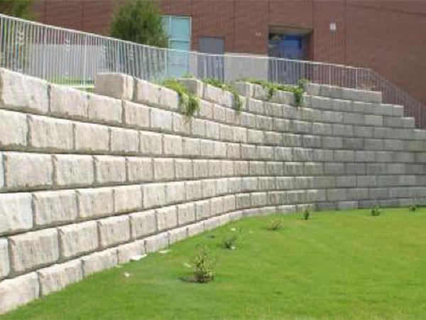 Redi Rock Retaining Wall Systems Archives SI Precast Concrete
