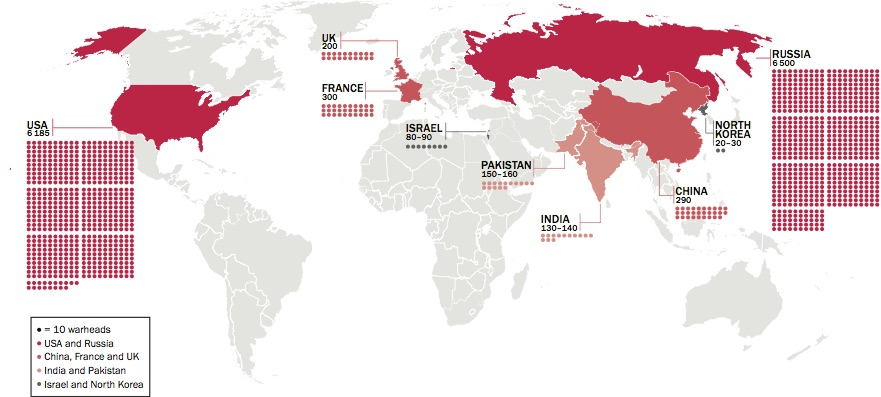 6. World nuclear forces | SIPRI