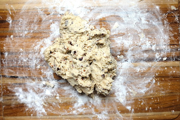 how to mix shortbread cookie dough