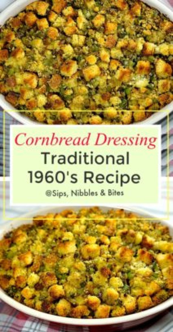 Cornbread dressing