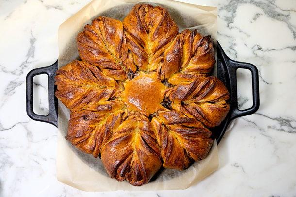 Orange Cinnamon Bread