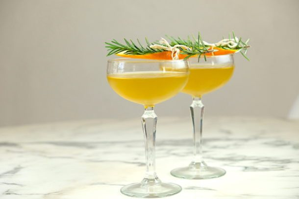 Chartreuse Sidecar