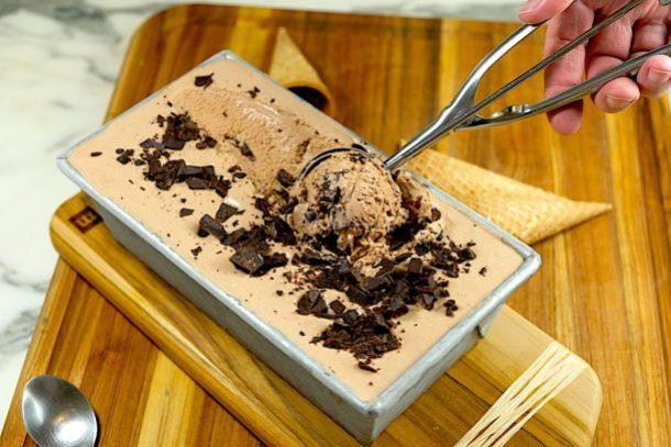 Chocolate Chunk Ice Cream