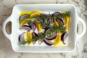 herb Buttermilk marinated Turkey Breast