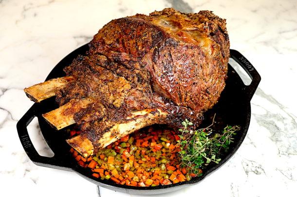 Standing Rib Roast of Beef | Prime Rib