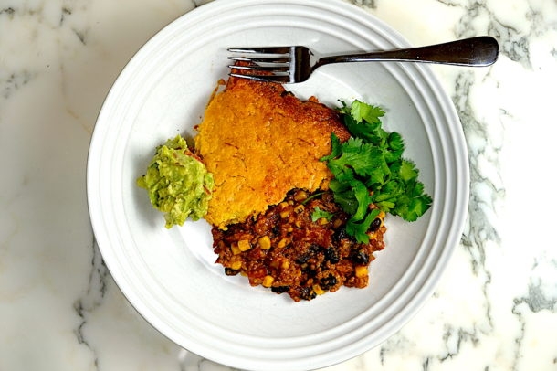 Tex-Mex Tamale Pie