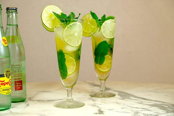 low calorie cocktail